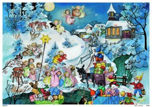advent-calendar-little-angels via saras-toy-box.blogspot.com