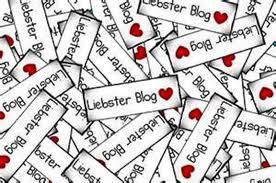 Liebster Blog pic.