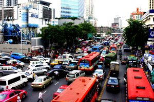 7-bangkok-traffic by  Davy-040