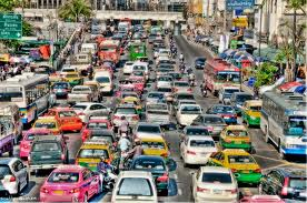 bangkok traffic via scottygraham.blogspot.com