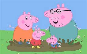peppapig muddy puddles