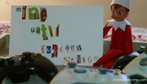 elf-on-the-shelf-ransom-note via crystalandcomp.com